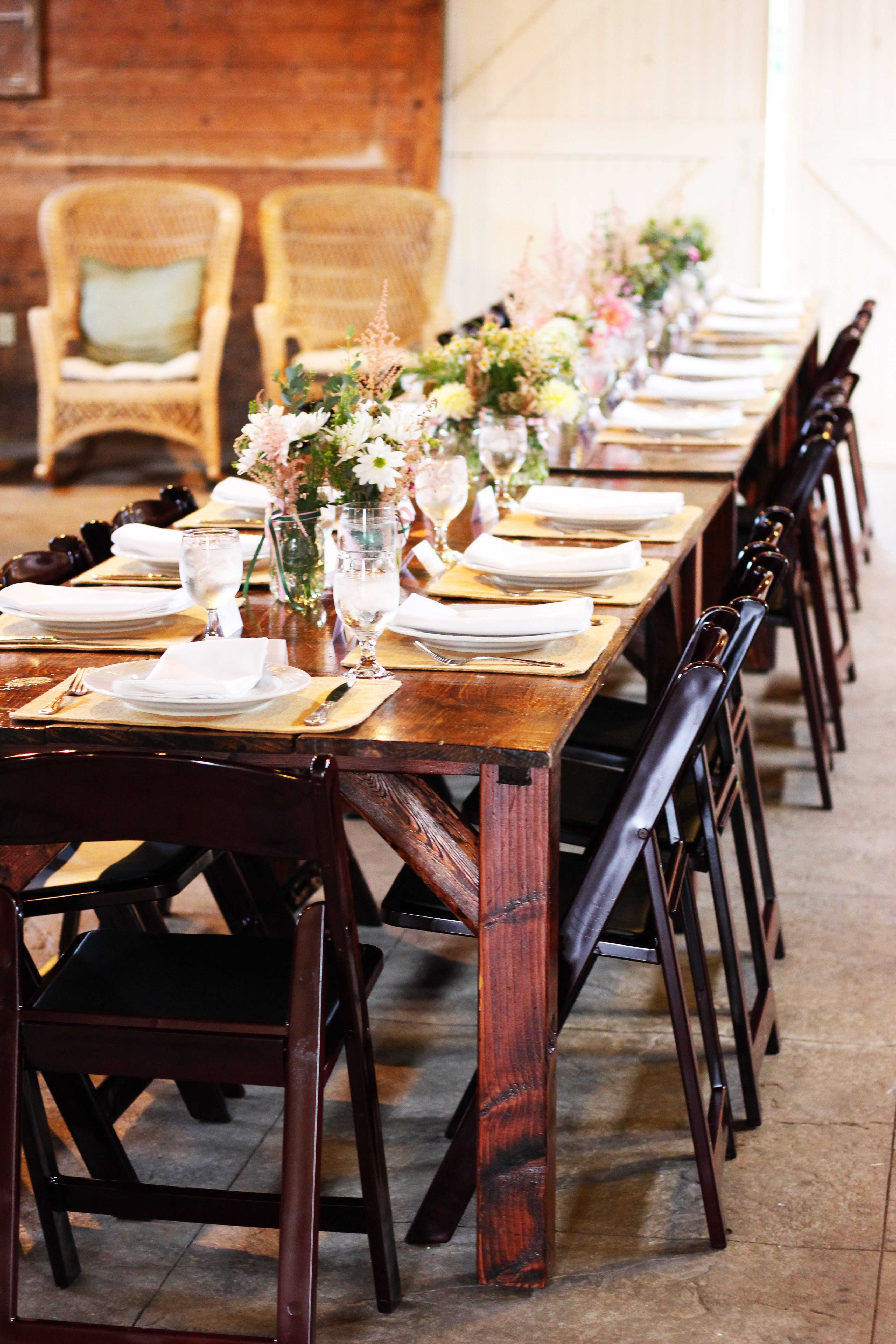 wedding at the raritan inn