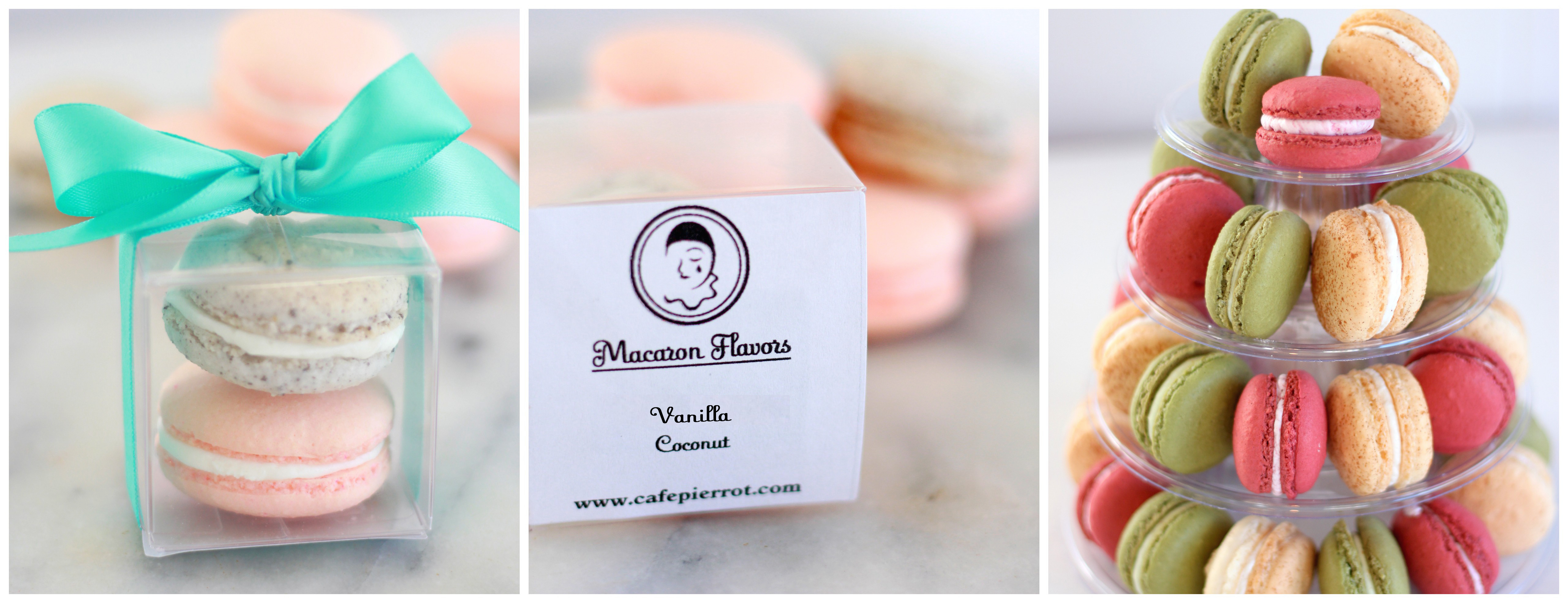 Macarons Wedding Favors Custom Flavors And Colors